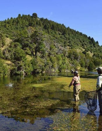 Jorge Trucco's Patagonia Big Game Hunting and Fly-Fishing Outfitters in Cordoba, Argentina