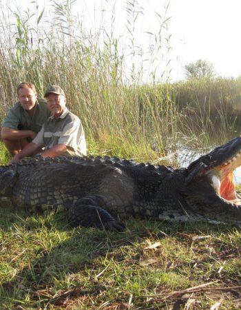 Progress Hunting Safaris – Fair Chase Big Game and Dangerous Game Trophy Hunts in Nambia's Caprivi Strip