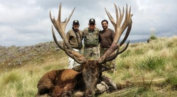Rincon de Luna Lodge – Free-Range Dangerous Game and Big Game Hunting in Cordoba Argentina