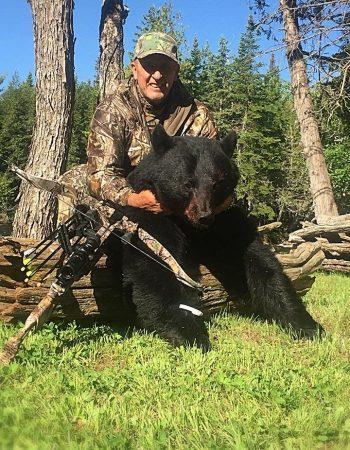 Dead Bear Walking Outfitters – Black Bear Hunts in New Brunswick Canada.