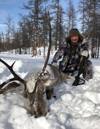 Kolyma Hunting Outfitters – Specializing in Brown Bear, Snow Sheep, Moose and Polar Wolf Hunts in Far East Russia.
